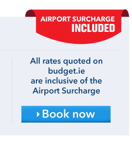 Airport Surcharge Included