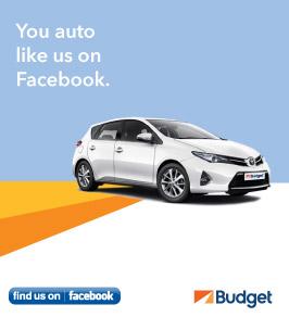 Like Budget Car Rental Ireland Facebook