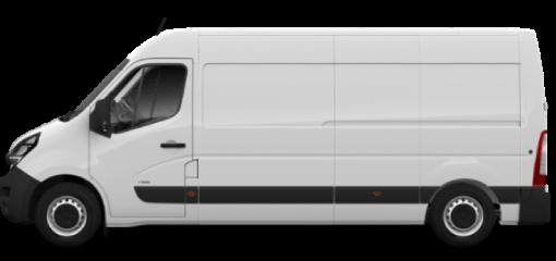 Opel Movano Van Rental Dublin