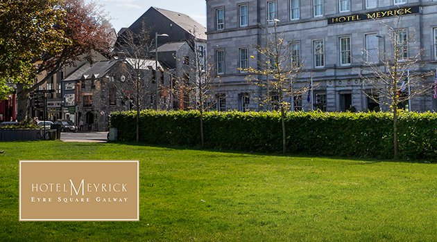 Enter our new competition for a chance to WIN a luxury 4* stay in Hotel Meyrick located in the heart of Galway City.