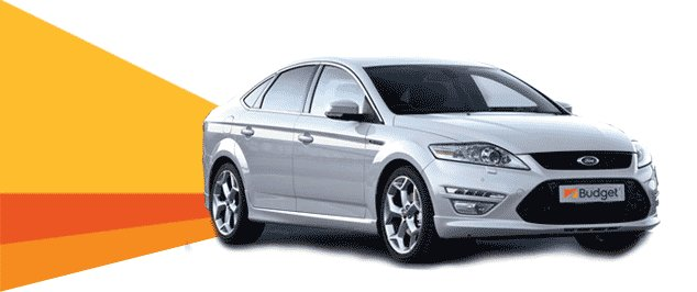 ford mondeo four door