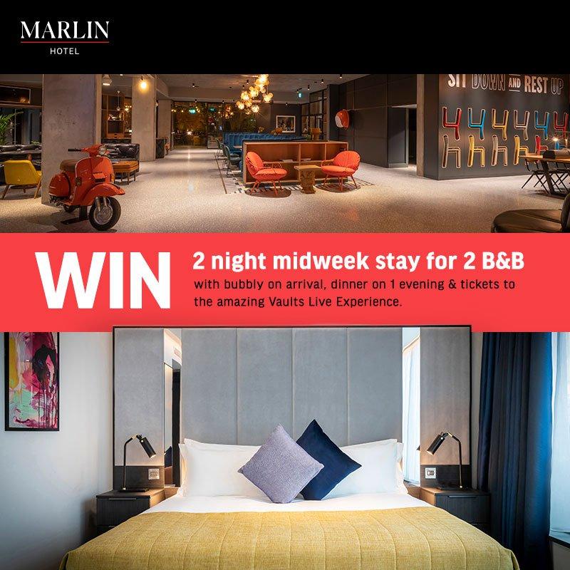 Win a 2 night city break in Dublin